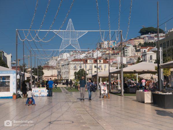 Lissabon Weihnachten