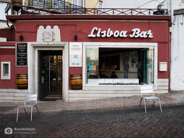 Lissabon Bar
