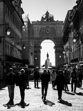 Lissabon Triumphbogen