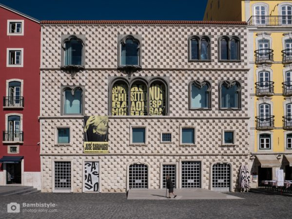 Lissabon Haus der Spitzen