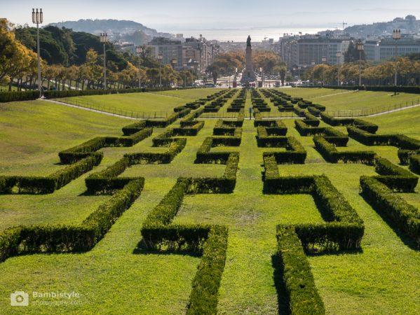 Lissabon Park Eduardo