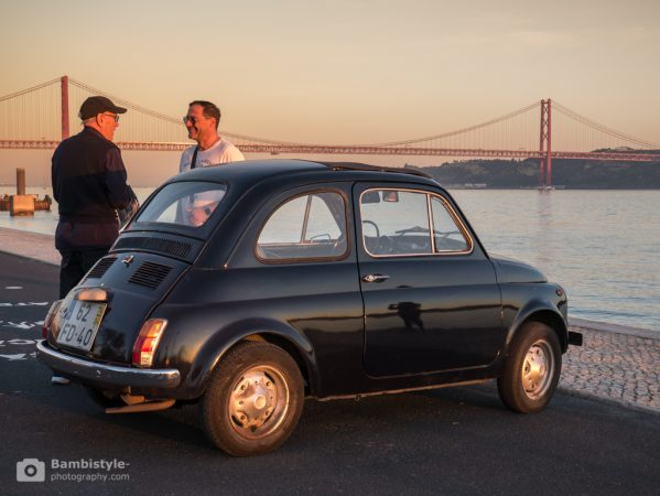 Lissabon Fiat 500