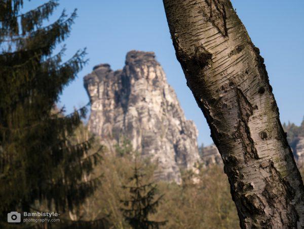 In der Sächsischen Schweiz