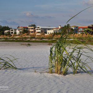 Florida Anna Maria Island Beach Dünen