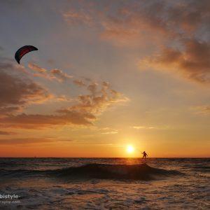 Florida Anna Maria Island Sonnenuntergang
