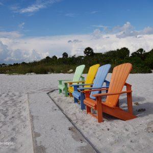 Florida Bunte Stühle