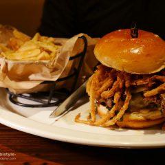 Florida Burger Longhorn Steakhouse