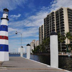 Florida Ft. Myers Leuchtturm