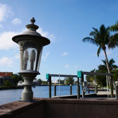 Florida Kanal in Cape Coral