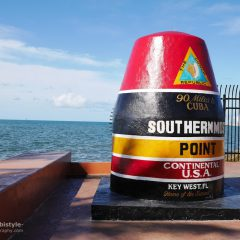 Florida Key West Southernmost Point