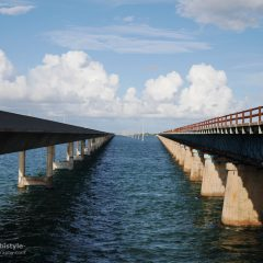 Florida Keys 7 Miles Bridge