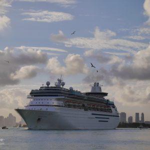 Florida Miami Kreuzfahrtschiff
