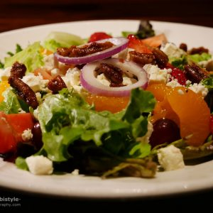 Florida Salat Longhorn Steakhouse