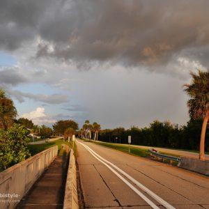 Florida Straße Cape Coral