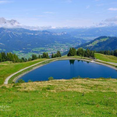 Wilder Kaiser Ellmau Wandern Österreich 00008