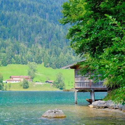 Wilder Kaiser Hintersteiner See Österreich 00009