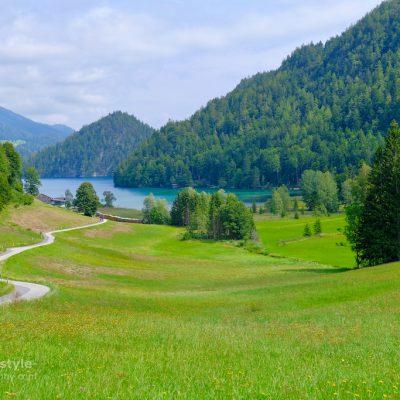Wilder Kaiser Hintersteiner See Österreich 00010